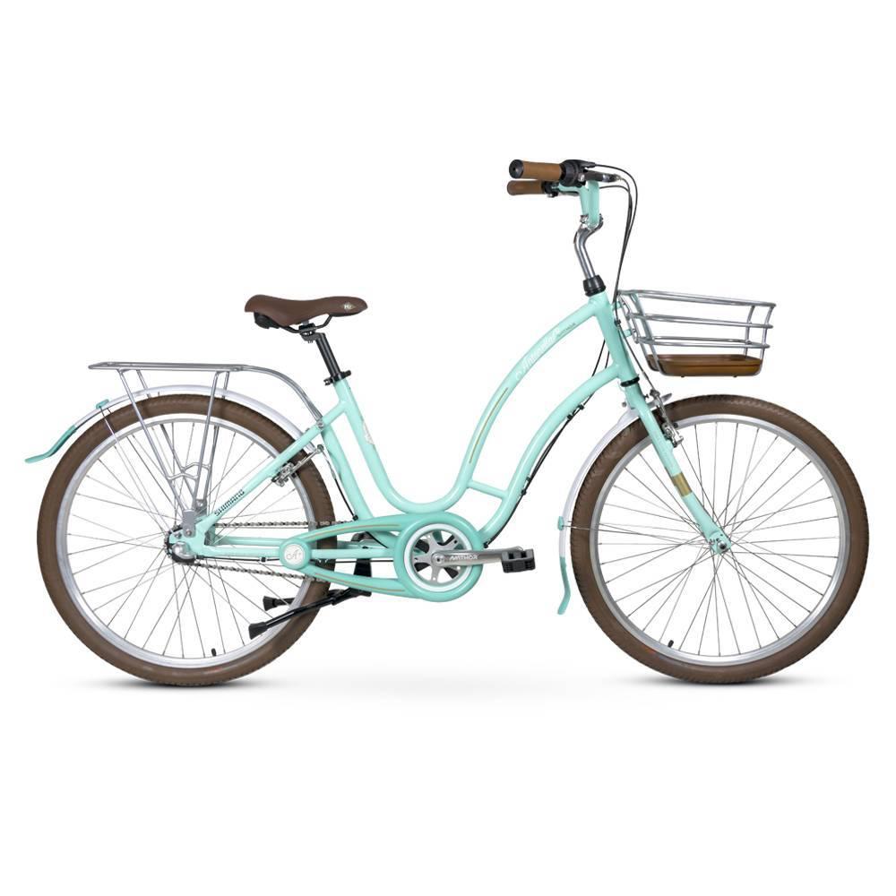 Bicicleta Nathor Antonella 3v nexxus Aro 26