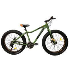 Bicicleta Elleven Fat 21v Aro 26
