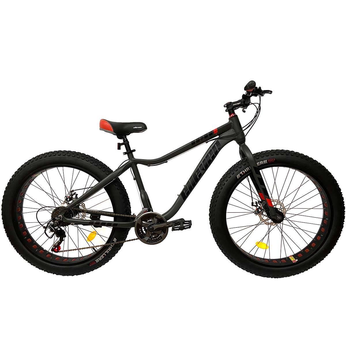 Bicicleta Elleven Fat 21v Aro 26 - Bike Portella