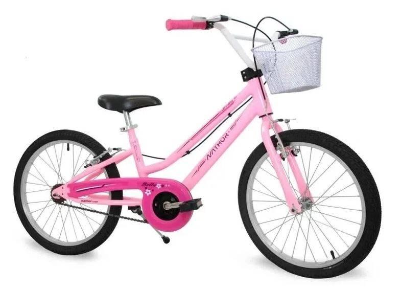 Bicicleta Nathor Bella Aro 20 - Bike Portella