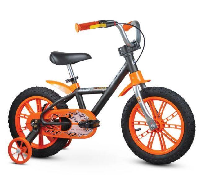 Bicicleta Nathor First Pro Alumínio Aro 14 - Bike Portella