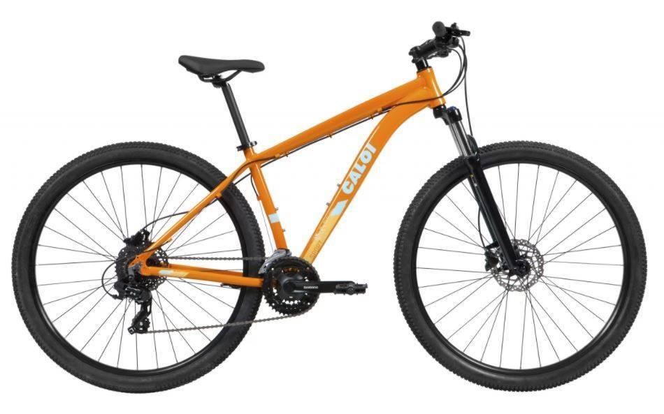 Bicicleta Caloi Explorer Sport 24v Aro 29 - Bike Portella