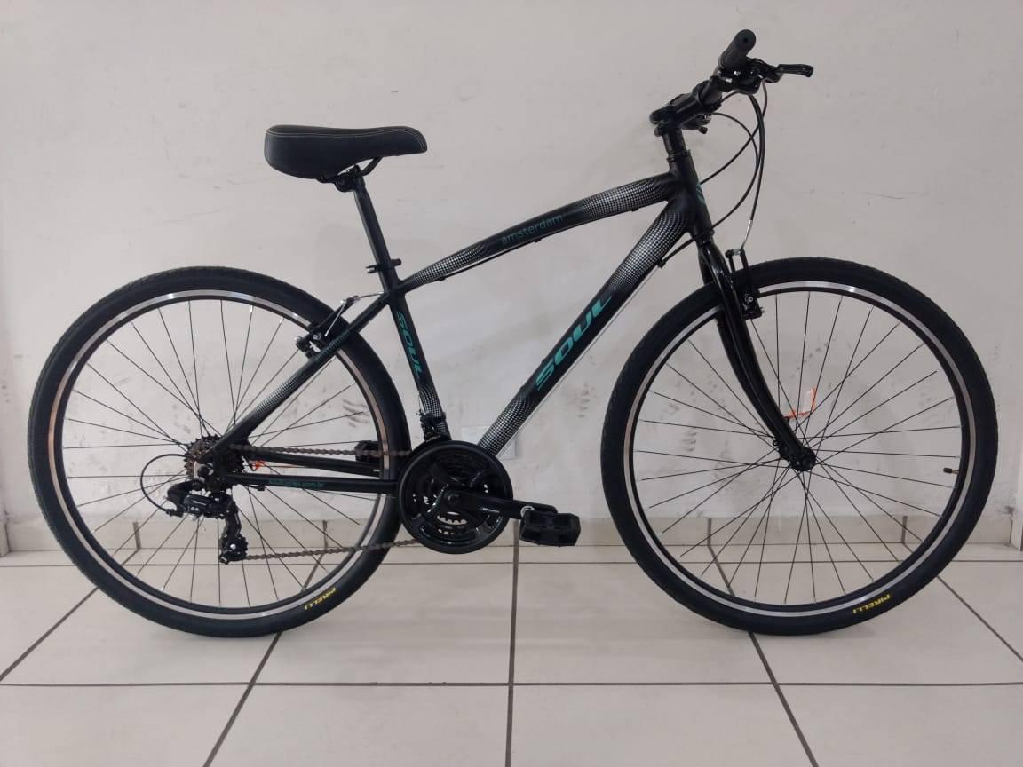 Bicicleta Soul 21v Aro 700 - Bike Portella