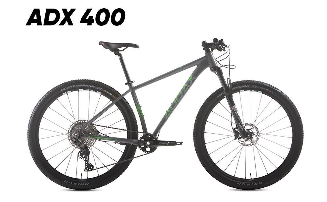 Bicicleta Audax Adx 400 12v Aro 29 Ano 2021 - Bike Portella