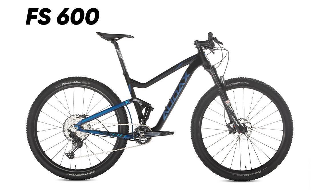 Bicicleta Audax FS 600 12v Aro 29 - Bike Portella