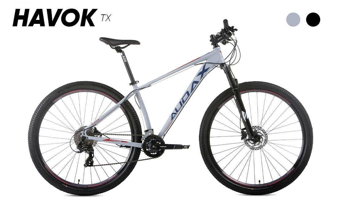Bicicleta Audax Tx 24v Aro 29 - Bike Portella