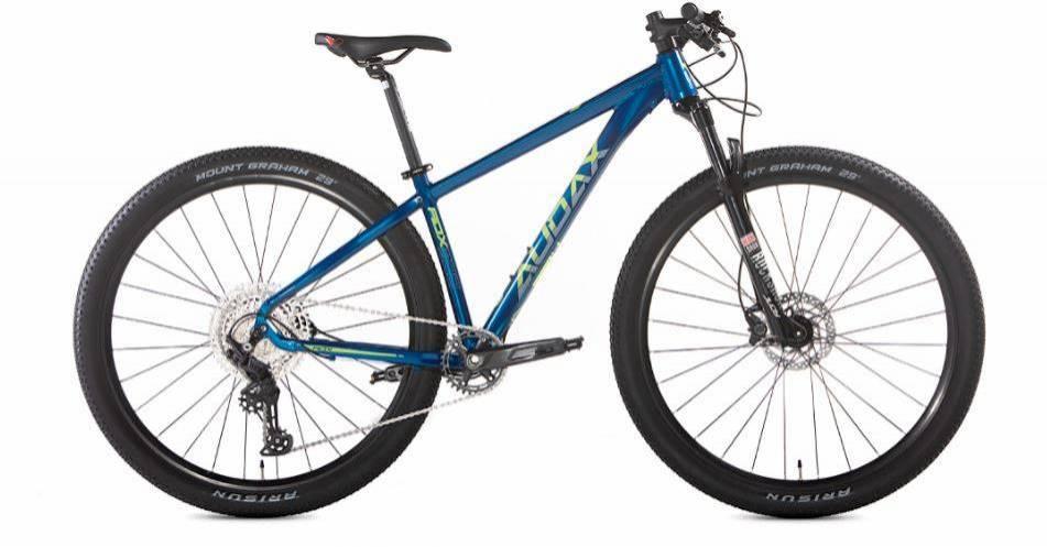 Bicicleta Audax Adx 300 Aro 29 1x11v - Bike Portella