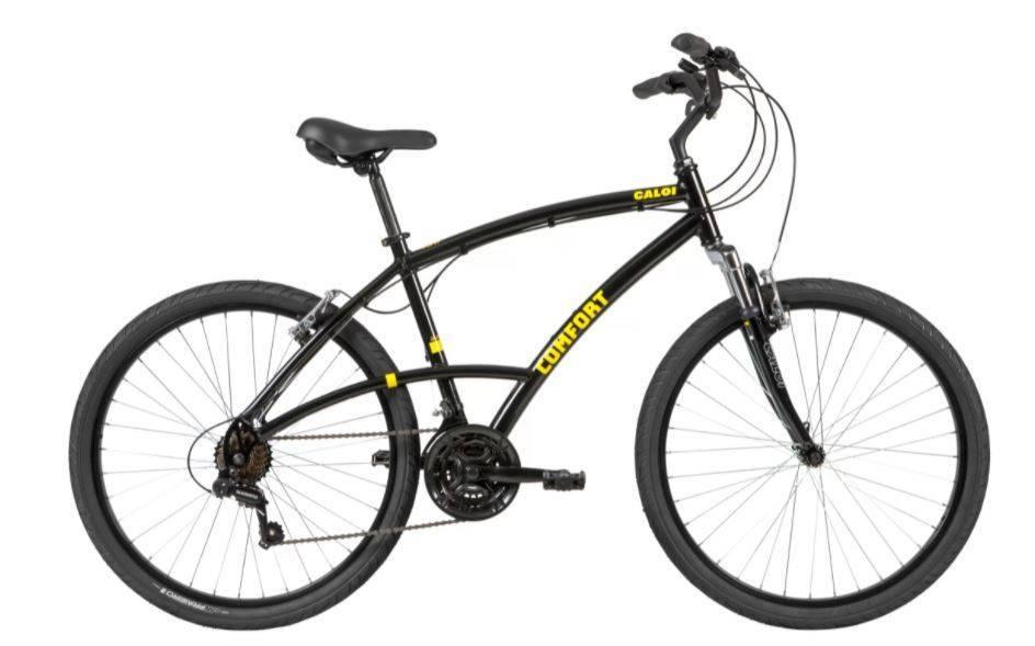 Bicicleta Caloi 400 Masc 21v Aro 26  - Bike Portella