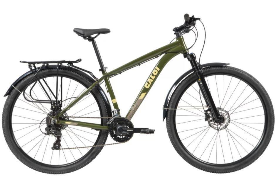 Bicicleta Caloi Explorer Equiped 24v Aro 29 - Bike Portella