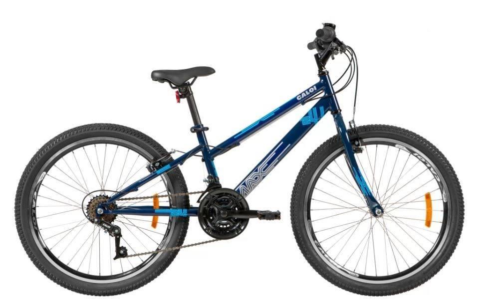 Bicicleta Caloi Max 21v Aro 24  - Bike Portella
