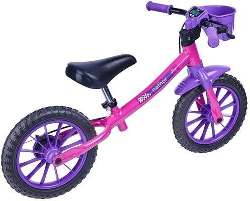 Bicicleta Nathor Balance Girls Aro 12 - Bike Portella