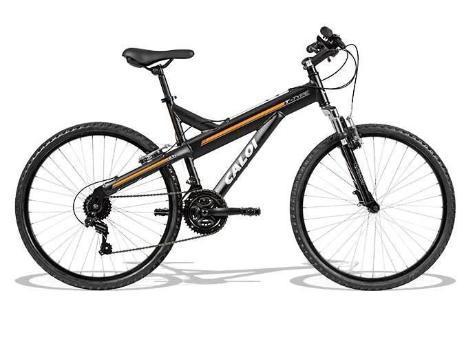 Bicicleta Caloi T-Type 21v Aro 26 - Bike Portella