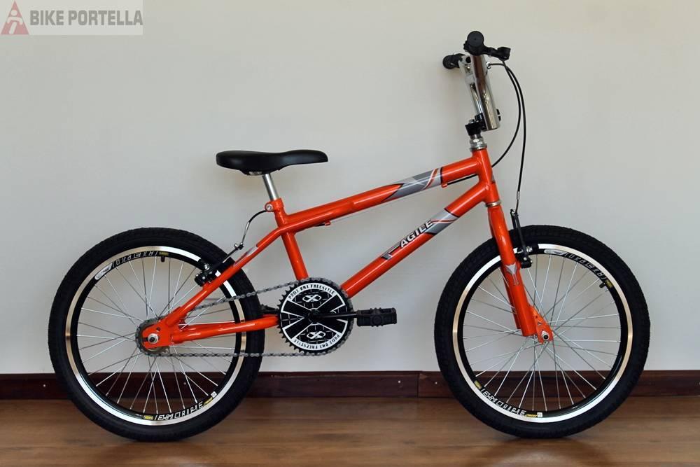 Bicicleta Agile Freestyle Aro 20 - Bike Portella