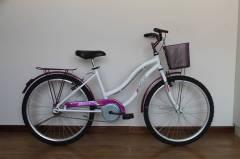Bicicleta Agile Jad Aro 24