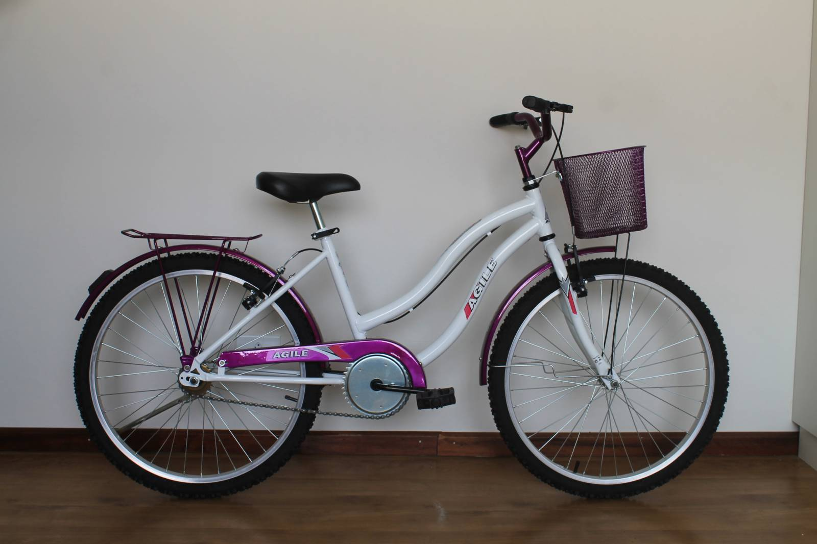 Bicicleta Agile Jad Aro 24 - Bike Portella