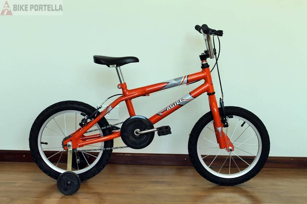 Bicicleta Agile Freestyle Aro 16