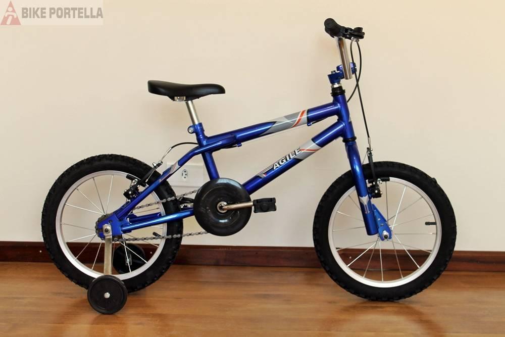 Bicicleta Agile Freestyle Aro 16 - Bike Portella