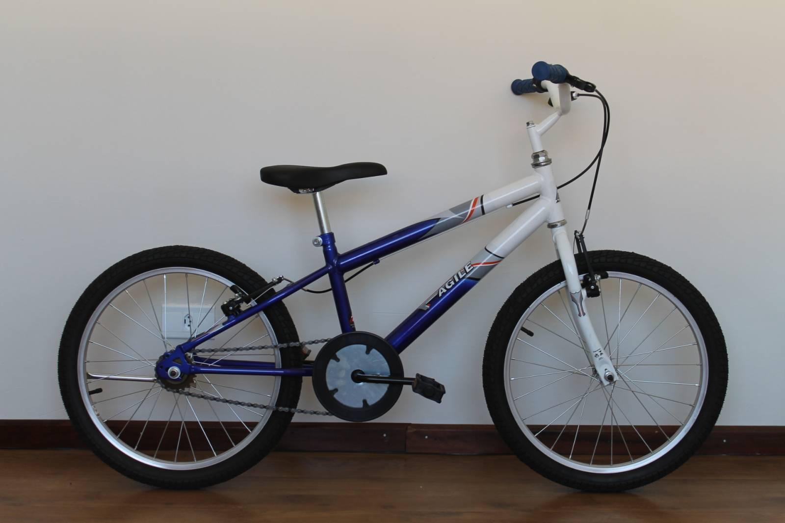 Bicicleta Agile  Aro 20 Modelos - Bike Portella