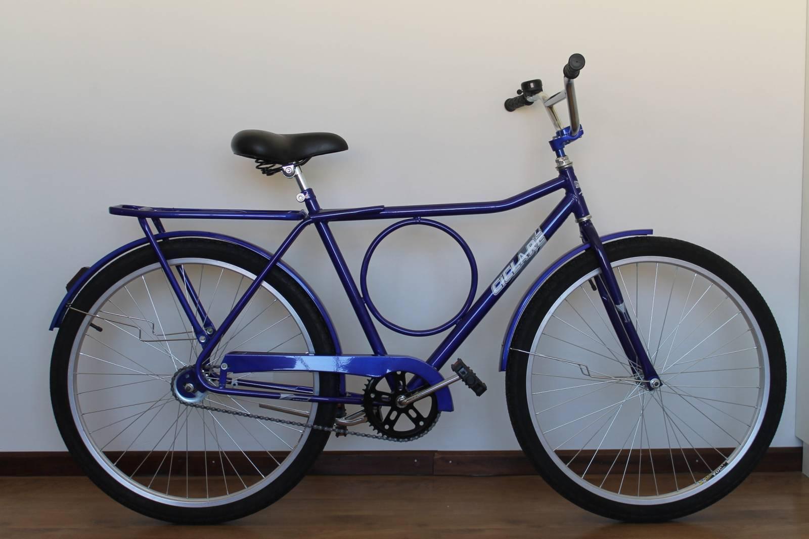 Bicicleta Agile Barra Aro 26 Modelos - Bike Portella