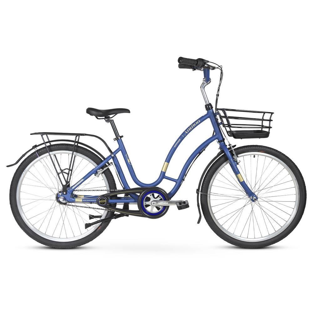Bicicleta Nathor Anthon 3v Nexus Aro 26 - Bike Portella