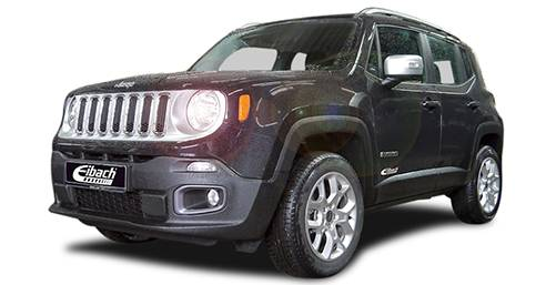 Pró-Lift-Kit Molas Eibach Jeep Renegade 1.8 Flex (2015+) - Eibach Brasil