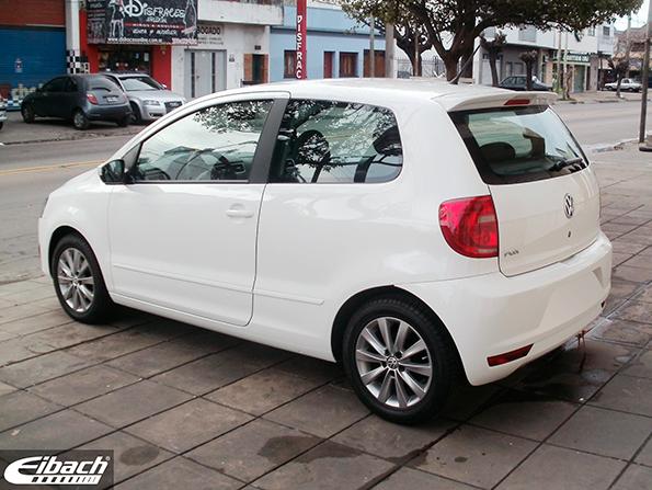 Pro-Kit Molas Esportivas Eibach VW Fox 1.6 (2003+) - Eibach Brasil