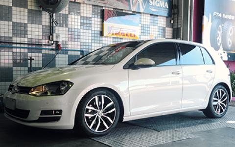 Pro-Kit Molas Esportivas Eibach VW Golf MK7 1.6 MSI (2015+) - Eibach Brasil