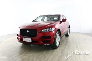 Jaguar f-PACE PRESTIGE 180cv 2.0