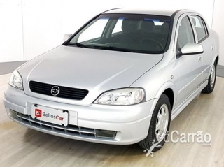 GM - Chevrolet ASTRA SEDAN MILLENIUM 1.8