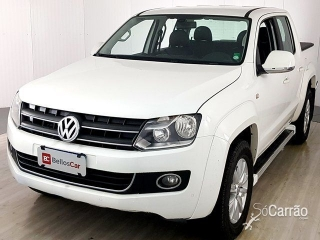 Volkswagen AMAROK CD 4x4 TDi HIGHLINE 2.0