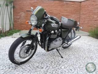 Thruxton 900CC - Verde - 2014