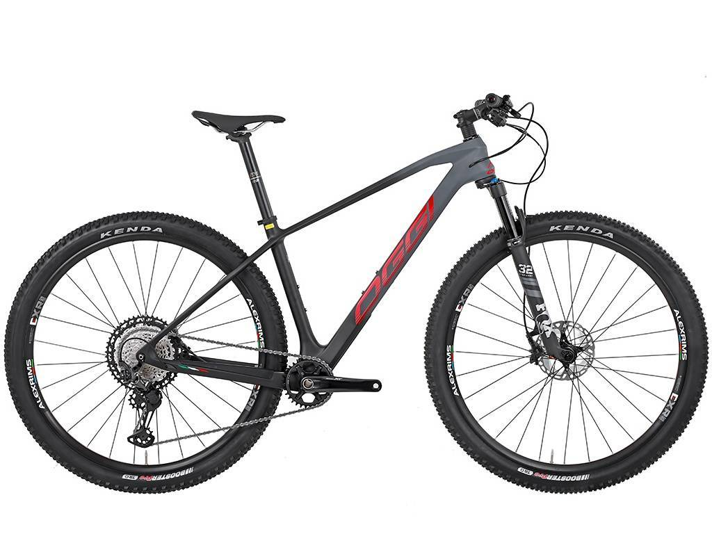 BICICLETA OGGI AGILE PRO XT 2021 - Cicles Jahn