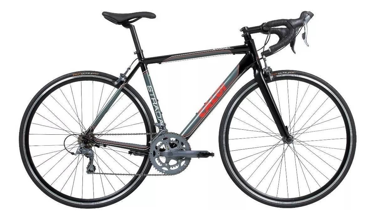 BICICLETA CALOI STRADA SPEED ARO 700 - TAM P - 2018 - Cicles Jahn