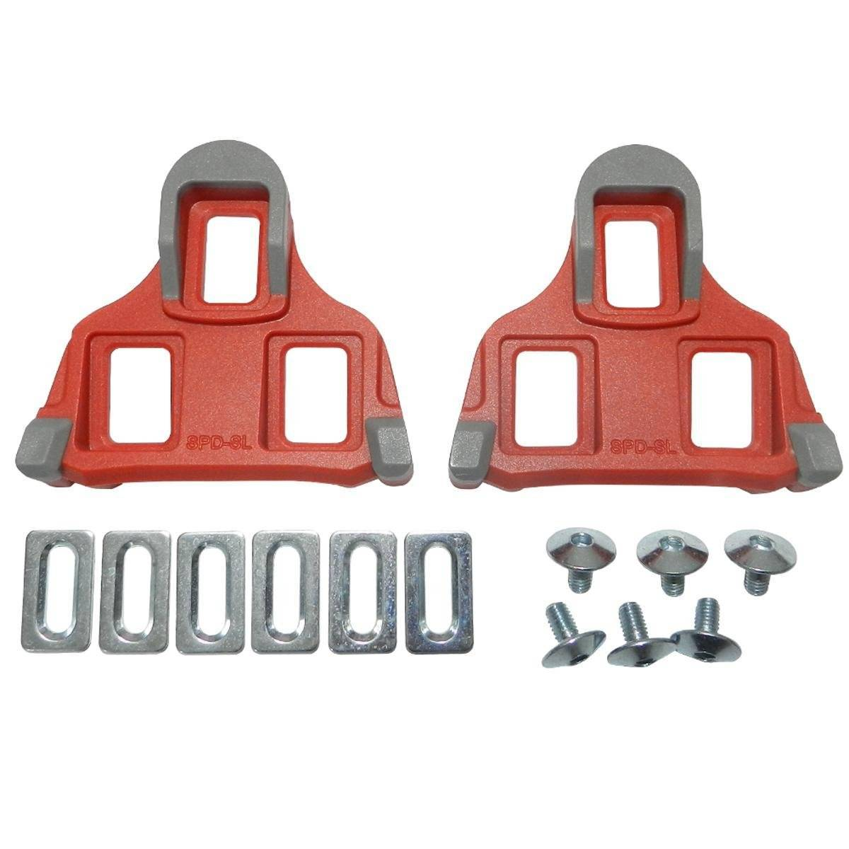 TACO PARA PEDAL SPEED WELLGO CLEAT 6º TIPO SHIMANO SPD-SL  - Cicles Jahn