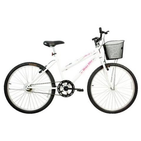 BICICLETA MEGA ROSY V-BRAKE ARO 26 - Cicles Jahn