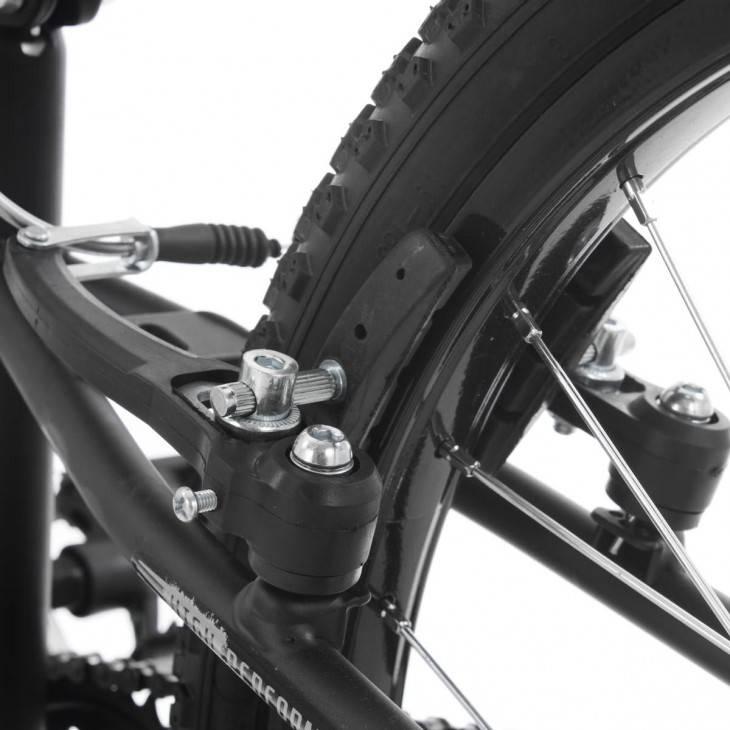 BICICLETA MTB PRO TORK ARO 26 ULTRA BICOLOR VERMELHA - Cicles Jahn