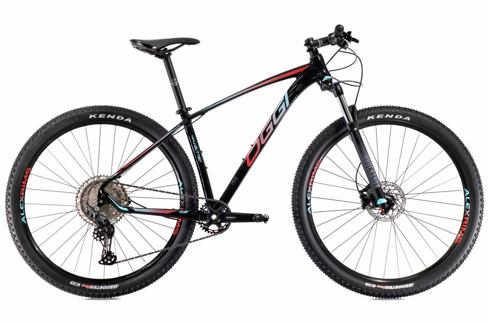 BICICLETA OGGI 7.2 SHIMANO DEORE 2021 - Cicles Jahn