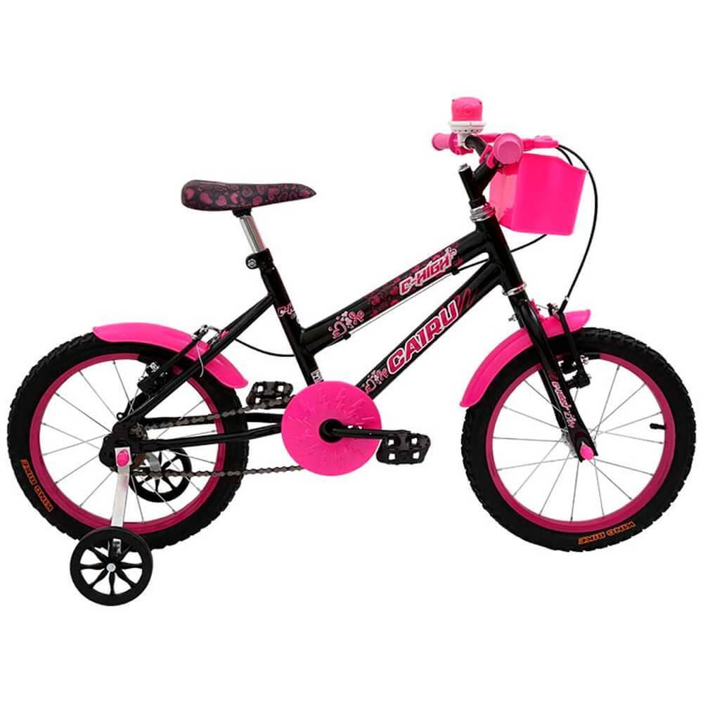 BICICLETA INFANTIL ARO 16 C-HIGH FREIO V-BRAKE CESTINHA - Cicles Jahn