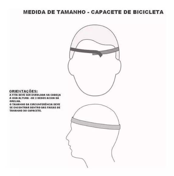 CAPACETE ABSOLUTE WILD BRANCO/AMARELO NEON COM LED. - Cicles Jahn