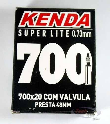 CAMARA KENDA 700 VALV PRESTA 48MM (Bico Fino) - Cicles Jahn