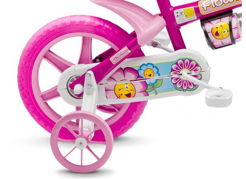 BICICLETA NATHOR ARO 12 FLOWERS - Cicles Jahn