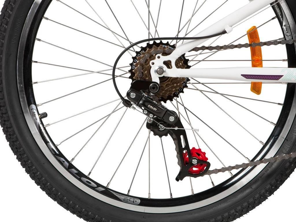 BICICLETA CALOI CECI ARO 24  - Cicles Jahn