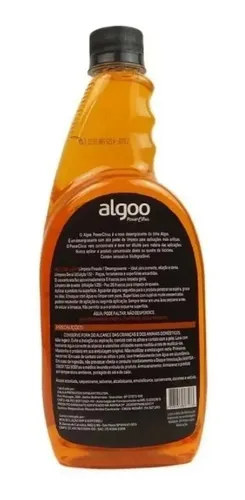 DESENGRAXANTE ALGOO POWER CITRUS 700ML - Cicles Jahn