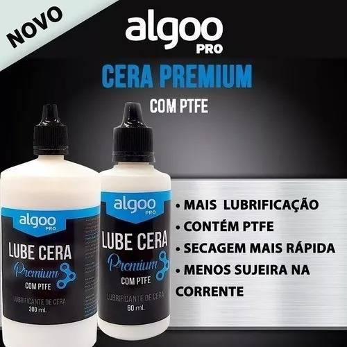 LUBRIFICANTE ALGOO LUBE CERA 60ml - Cicles Jahn
