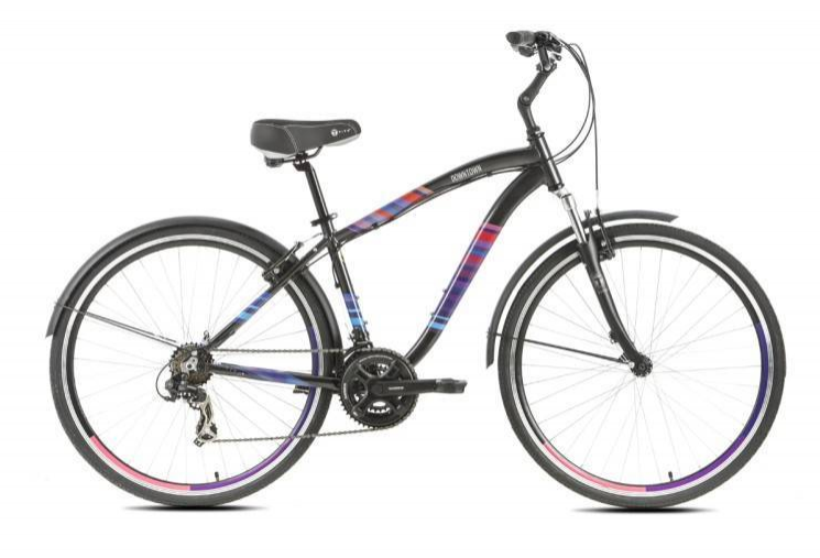 BICICLETA TITO AR0 700 DOWNTOWN STEP - Cicles Jahn