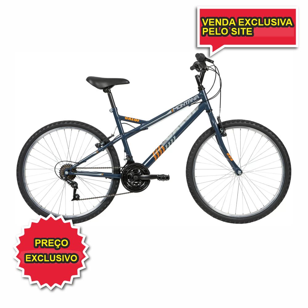 BICICLETA CALOI MONTANA ARO 26   - Cicles Jahn