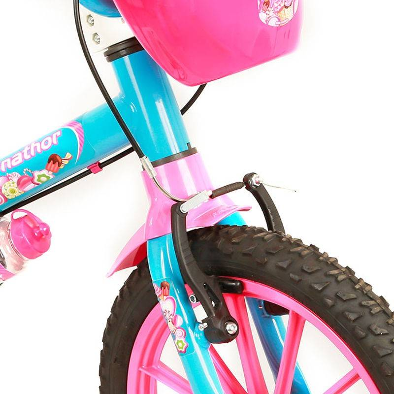 BICICLETA NATHOR ARO 16 CANDY - Cicles Jahn