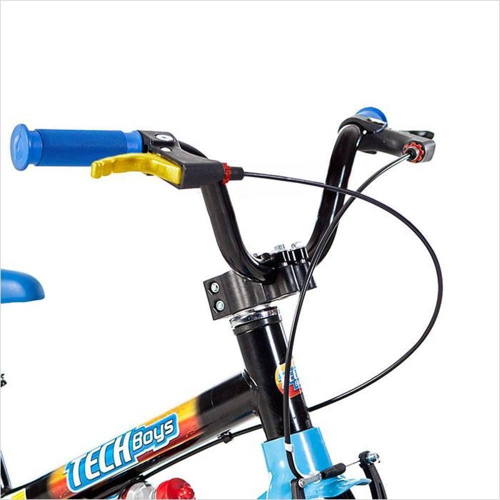 BICICLETA NATHOR ARO 16 TECH BOY - Cicles Jahn