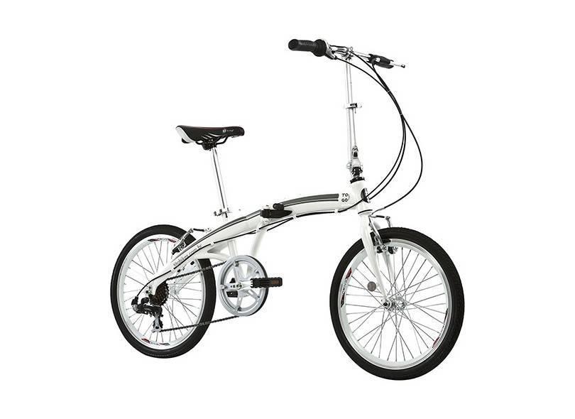 BICICLETA TITO ARO 20 TO GO DOBRÁVEL - Cicles Jahn