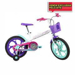 BICICLETA INFANTIL ARO 16 CALOI CECI 2020